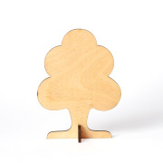 Дерево анфас
