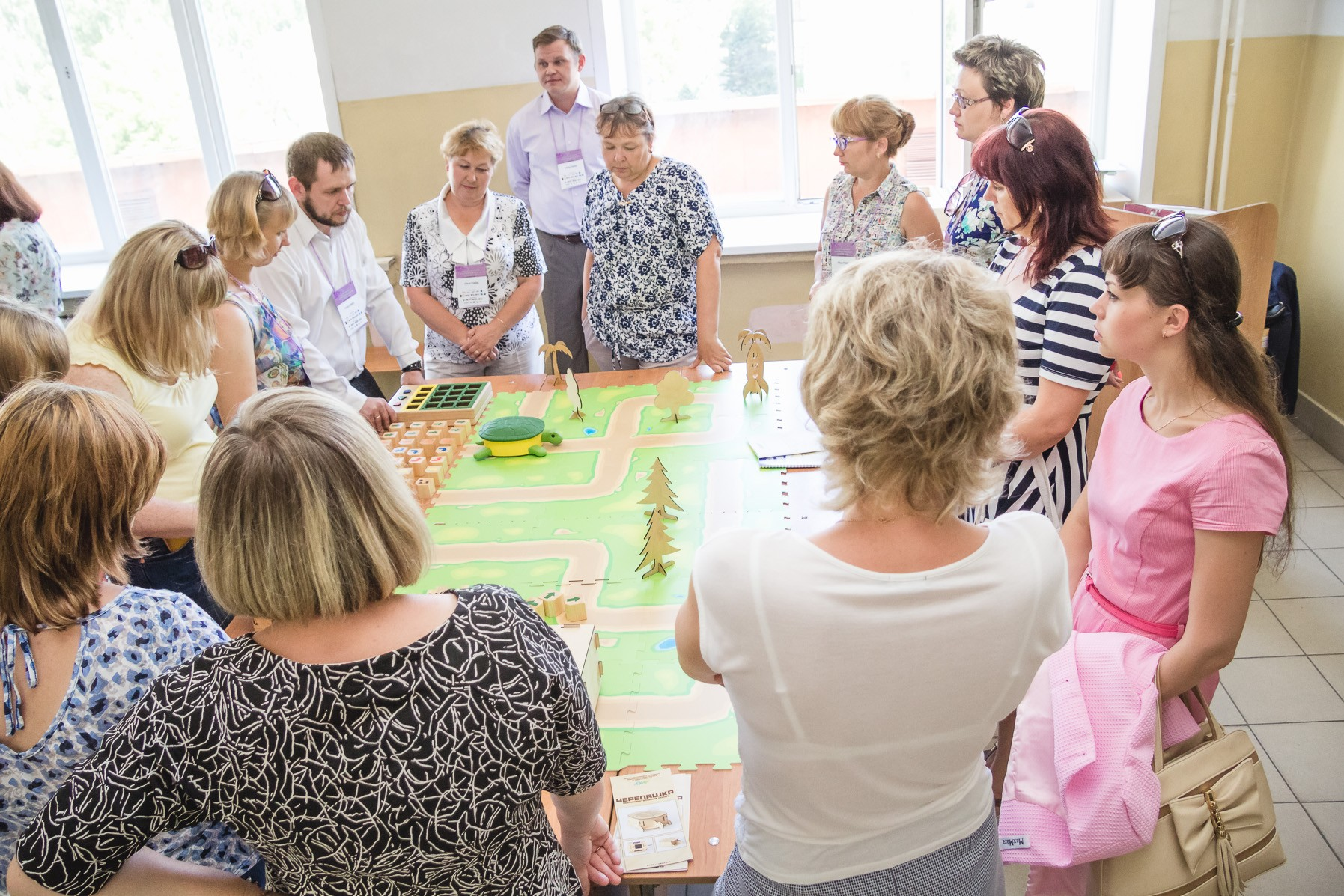 Мастер-классы от ЛЭИР в ходе Электронной недели на Алтае
