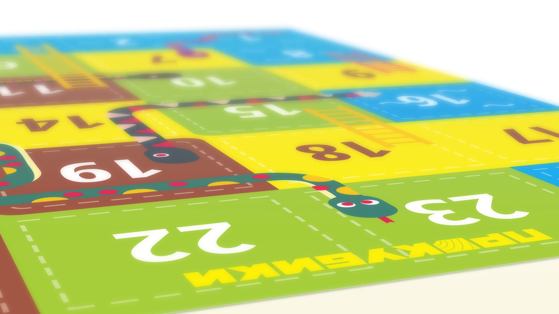 Игровые поля — к новым Прокубикам!