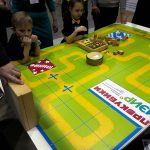 Чемпионат по алгоритмике Прокубики на УчСибе 2018
