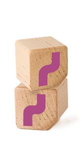 Кубики «Движение по линии»