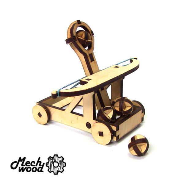 Сборная деревянная модель Баллиста