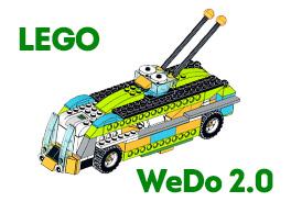 Курс на LEGO WeDo 2.0 для 2-го года