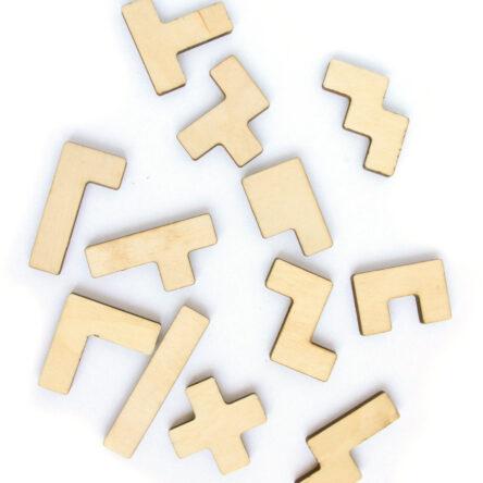 Логическая игра Пентамино